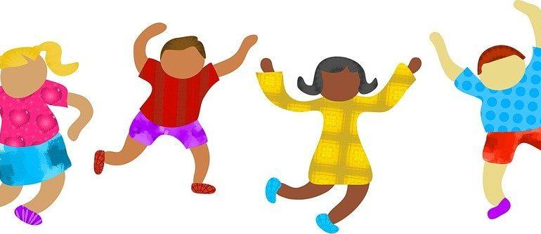 Leje af hoppeborg til børn
